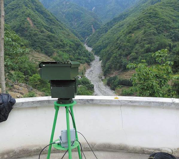 地质灾害激光夜视监控仪