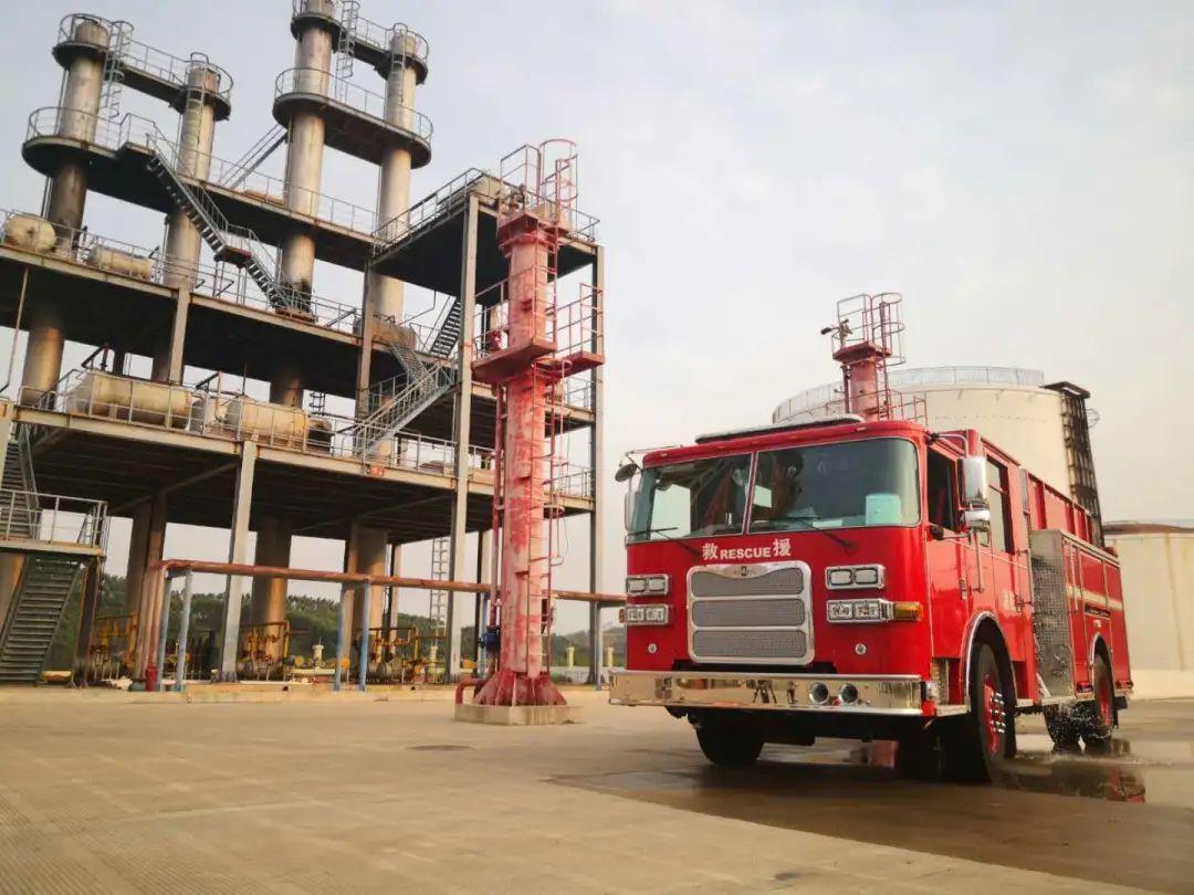 针对不同高度建筑物火灾的消防车新选择