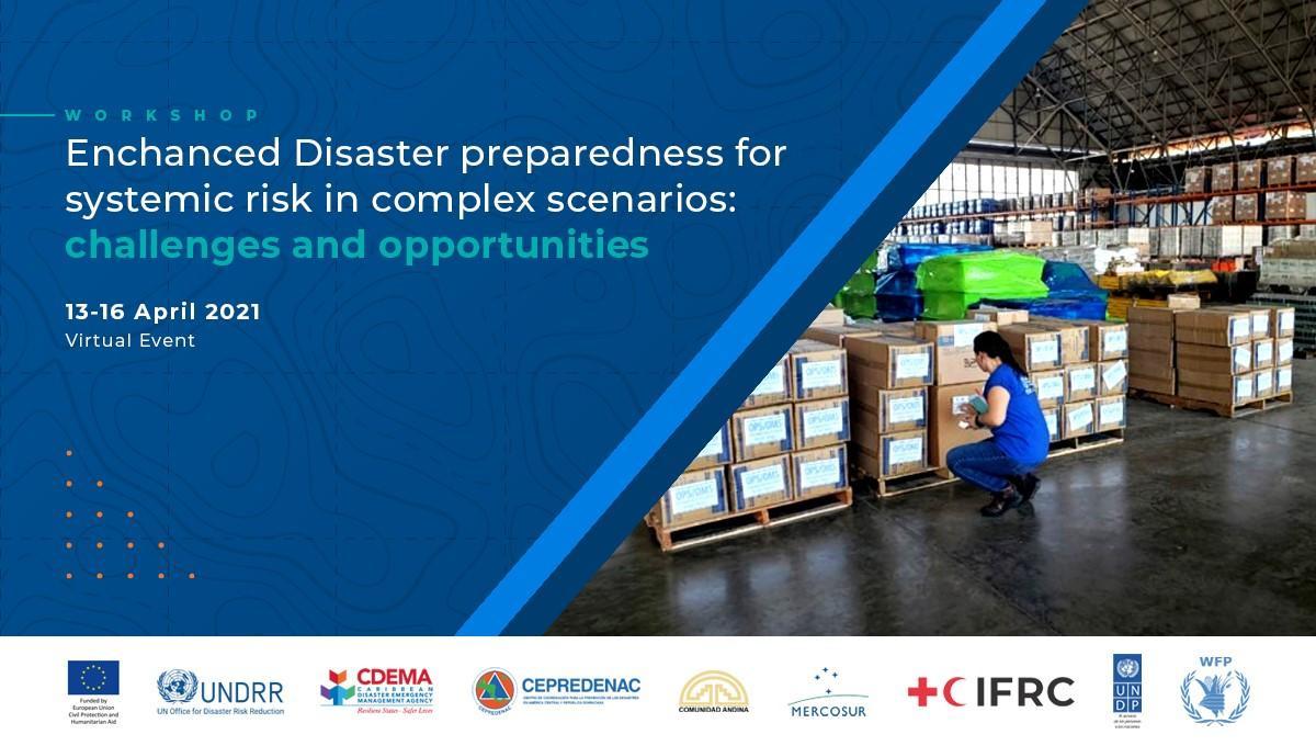 美洲减少风险专家商定备灾行动计划